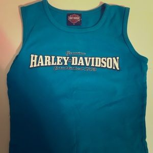 Harley-Davidson Women's tank top small